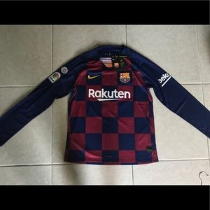 New Antoine Griezmann Barcelona Home Jersey